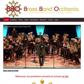 Laurent Jammes Brass Band Occitania Toulouse