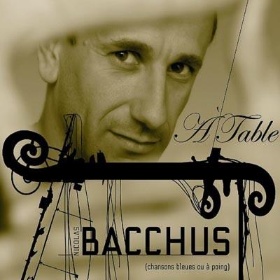 Nicolas Bacchus - J'veux pas être jeune !
