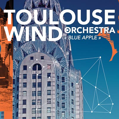 Toulouse Wind Orchestra Blue Apple