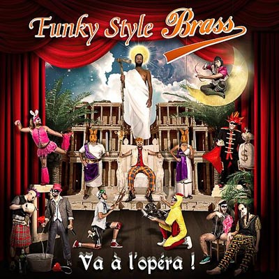 Funky Style Brass - Ou sont les Cougars ?